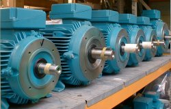 Typical electric motors